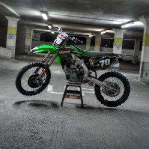 Paul Hatch's 2014 MX Race Bike